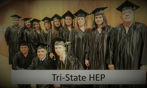 picture of HEP graduates