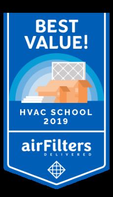 Best Value HVAC School 2019