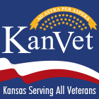 Kansas Veteran Benefits logo