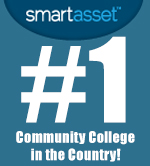 #1 Community College in the Country - smartasset
