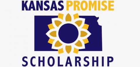 picture of the Kansas Promise Scholarship logo