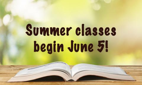 summer classes at FSCC